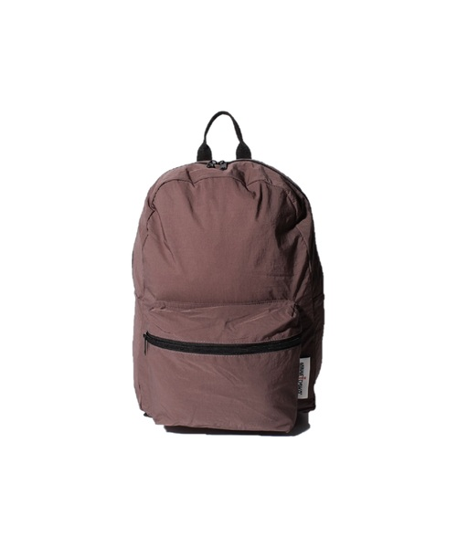 MT PACKABLE BACKPACK D・Violet【35701631】