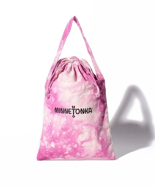 MT DRAWSTRING BAG MINI Purple【35702541】