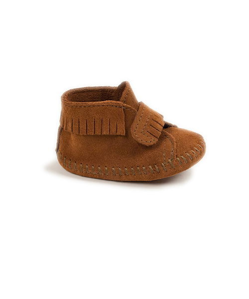 FRONT STRAP BOOTIE Brown【35700652】