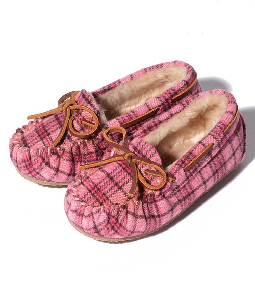 CASSIE Pink Plaid【37115006】