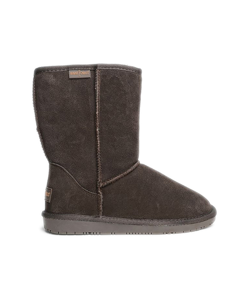 OLYMPIA BOOT Chocolate【37112034】
