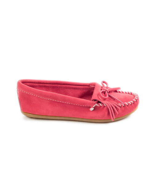 KILTY SUEDE MOC Hot Pink【37110026】