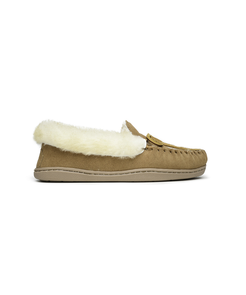 ALPINE SHEEPSKIN MOC Tan【37112025】