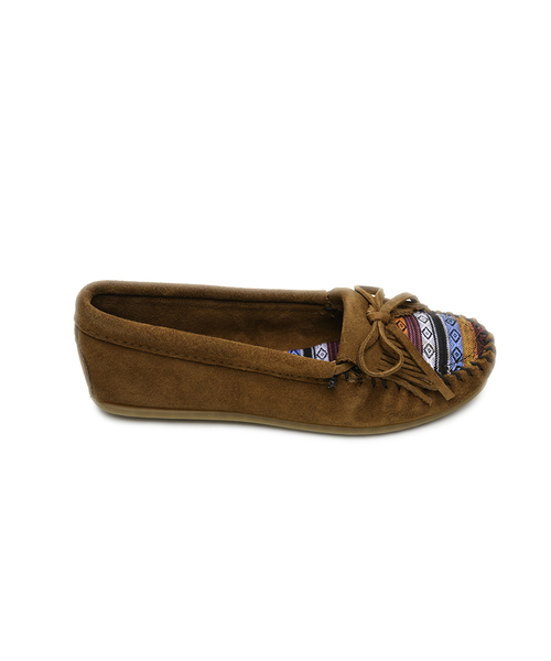 KILTY SUEDE MOC Arizona Fabric