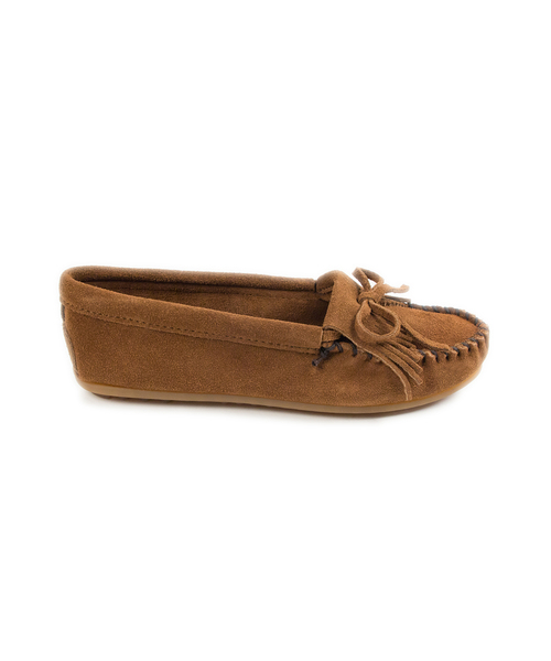 KILTY SUEDE MOC Dusty Brown【37110017】