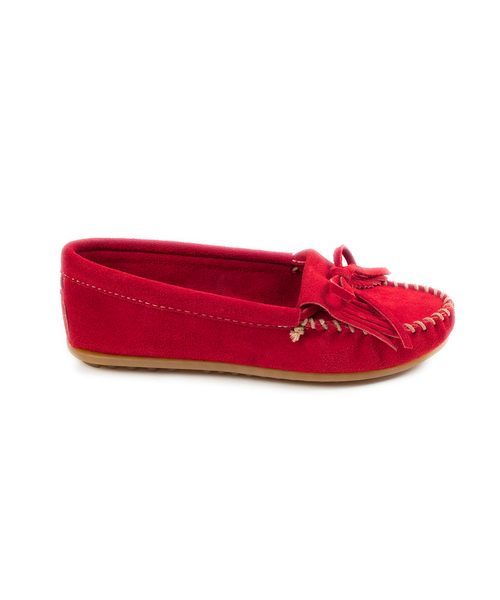 KILTY SUEDE MOC Red【37110016】