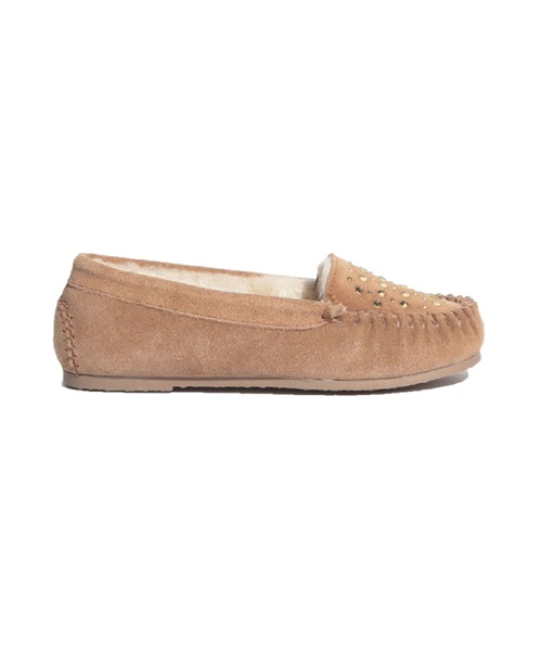 KATRIN SLIPPER Cinnamon 【35701011】