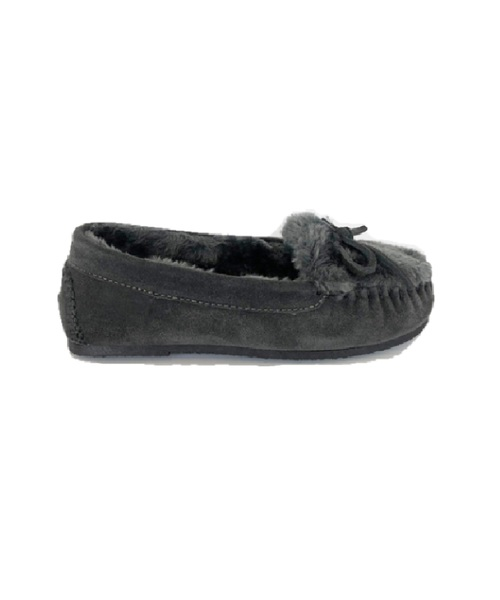 KYLAH SLIPPER Charcoal【35700882】