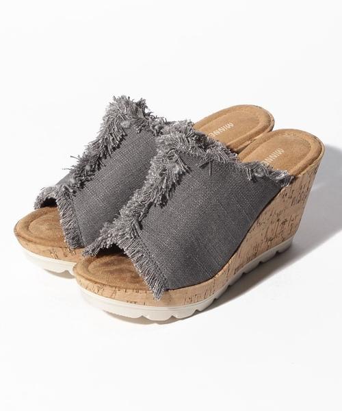 YORK Grey Linen 【35700241】