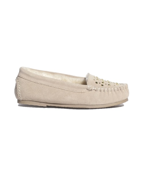 KATRIN SLIPPER Light Khaki【35701381】