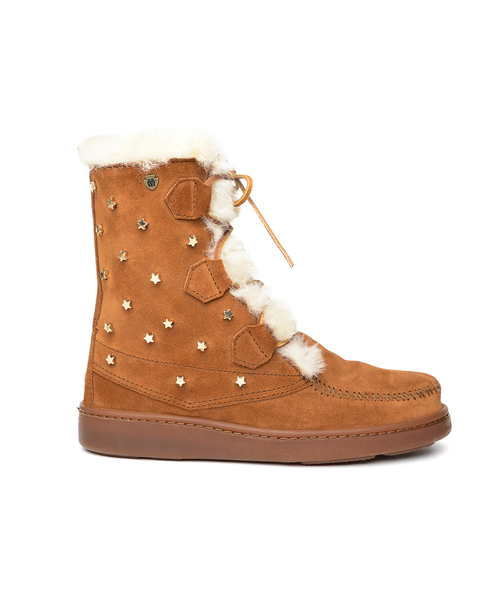 MINNETONKA X TULESTE STARRY NIGHT JUNIPER Brown 【35701580】
