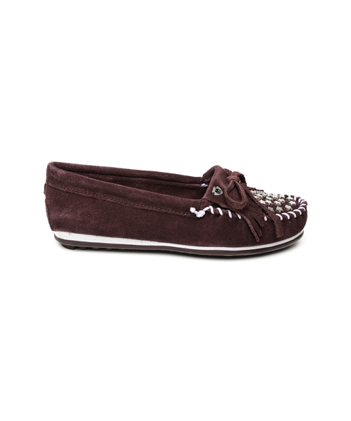 MINNETONKA X TULESTE STAR STRUCK KILTY PLUS Bordeaux 【35701593】