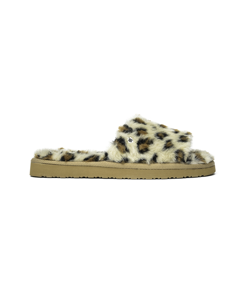 LOLO Cream Leopard Print 【35701843】