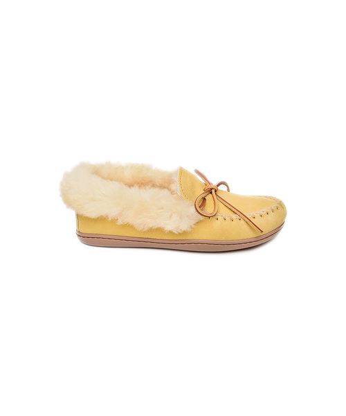 75TH ANNIVERSARY ALPINE SHEEPSKIN MOC Lemon Sorbet【35702380】