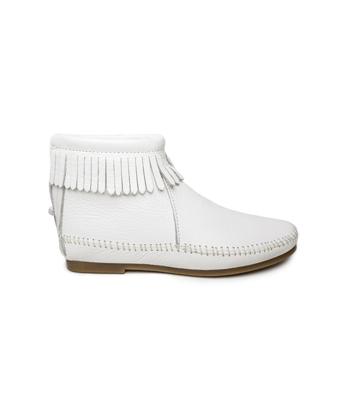 75TH BACK ZIP BOOT White【35702460】