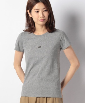 【Lee】SMALL LOGO TEE