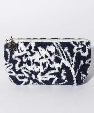 【knit is canvas】pouch