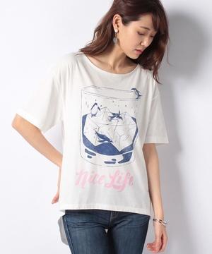 【OII】ペンギンTシャツ