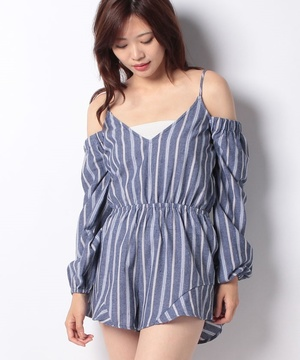 【THE FIFTH】VOYAGE PLAYSUIT