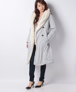 【YOSOOU】2Way Collar Coat