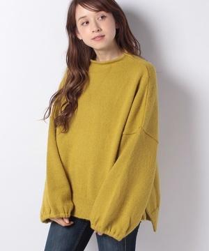 【revionnet】モヘヤ混ビックセーター