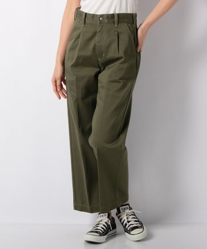 【Lee】TUCK TROUSER