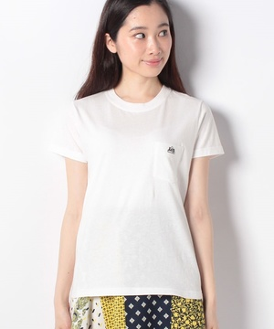 【Lee】COMPACT FIT TEE