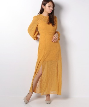 【the fifth】RHYTHM LS DRESS