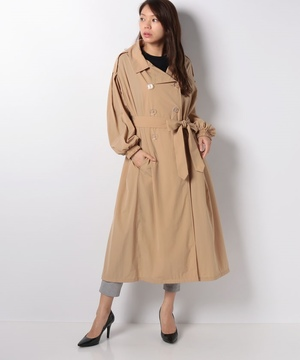 【SUPERTHANKS】TRENCH COAT