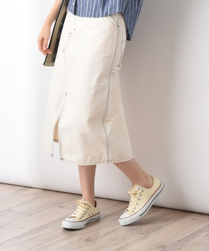 【Lee】REWORK PAINTER SKIRT
