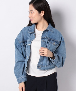 【SOMETHING】DENIM JACKET