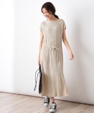 【Lee】WAFFLE DRESS