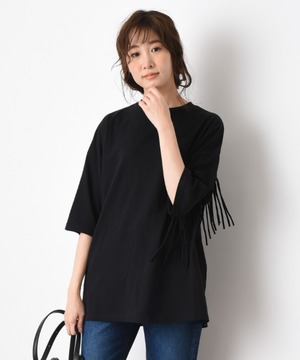 【SUPERTHANKS】FRINGE BIG T-SHIRT