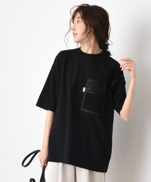 【SUPERTHANKS】MESH POCKET T-SHIRT