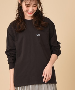 【Lee】L/S POCKET TEE