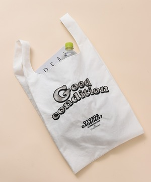 【SUPERTHANKS】GOOD CONDITION ECO BAG
