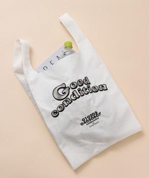 【SUPERTHANKS】GOOD CONDITION ECO BAG