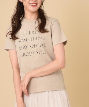 【SOMETHING】MESSAGE PRINT T-SHIRT HS