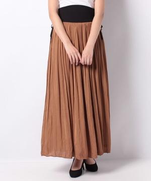 2WAY編み上げスカート