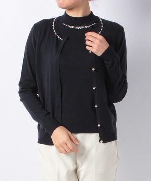 衿装飾CD+ハイネックパール付ツイン