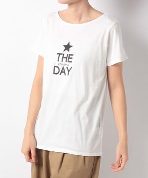 THE WONDERFUL DAYロゴTシャツ