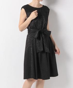 【O】【オケ】バロック柄ジャガードドレス