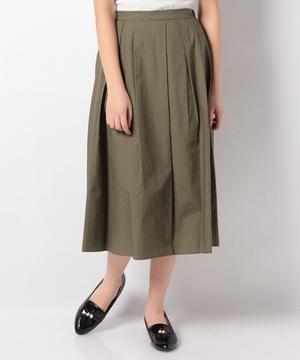 【LH】コットンミディスカート