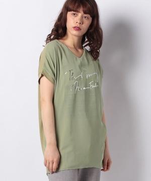 【BJ】3D手書きロゴTシャツ