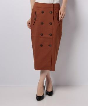 【IW】トレンチタイトスカート