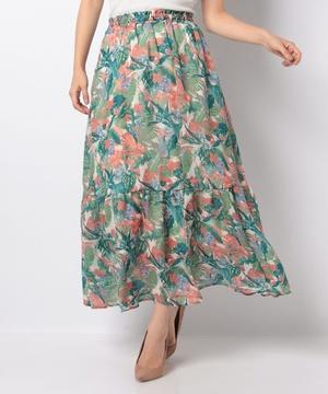 【LH】スパンビエラリゾートマキシスカート