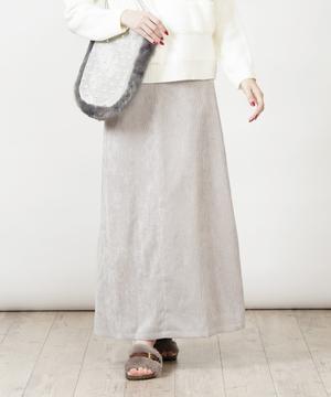 【anana】コーデュロイロングAラインスカート