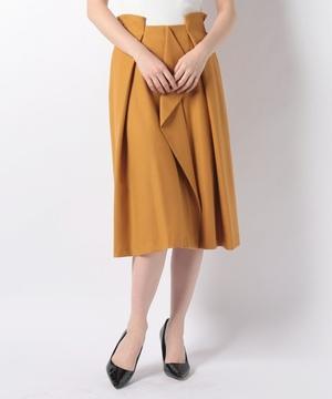 【RAW FUDGE】フロントデザインサキソニースカート