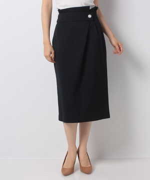 【RAW FUDGE】アシメタックコクーンスカート