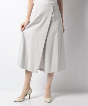 【RAW FUDGE】ラップスカート風パンツ